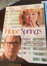Hope Springs DVD in Bolingbrook, Illinois