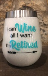 Wine Tumblers in Kingwood, Texas
