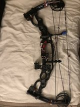 Hoyt Compound Bow in Okinawa, Japan