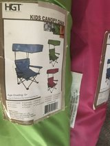 Kids sun chairs two pink and green in Stuttgart, GE