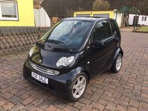 2003 Smart Car, AUTOMATIC, A/C, Panorama Moonroof, Heated Seats, Low Miles ( 67k !! ) New Servic... in Ramstein, Germany