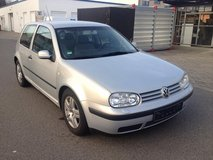 VW Golf 4 1.6L Hatchback.. AUTOMATIC, A/C, Alloys, Keyless Entry, ( Only 95k Miles! ) New TÜV!! in Ramstein, Germany