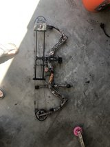 Elite pulse compound bow in 29 Palms, California