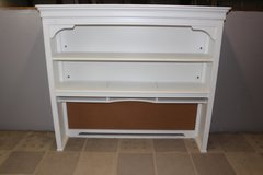 White hutch with working lights in Kingwood, Texas