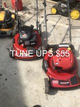 lawnmower tune ups $55 in Joliet, Illinois