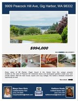 Open House-Sunday 2/24/2019 Gig Harbor in Fort Lewis, Washington