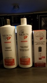 Liter sized Nioxin Color Safe System 4 (3 Piece) in Lockport, Illinois