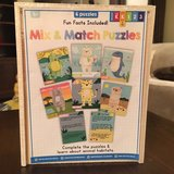 Mix & Match Puzzles in Aurora, Illinois