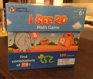 Math Game in Aurora, Illinois