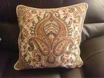 Cynthia Rowley 20x20 embroidered pillow in Joliet, Illinois