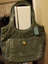Coach Legacy Ergo Patent Leather NWOT in Clarksville, Tennessee