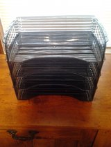 Stackable desk trays in Cleveland, Texas