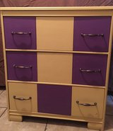 Custom All Wood Chest of Drawers in Leesville, Louisiana