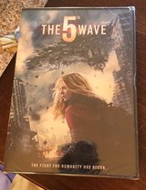 The 5th Wave DVD in Aurora, Illinois