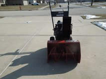 """Snapper Snow Blower 5.5HP  22"""" Clearing Path in Orland Park, Illinois"""