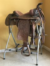 Western saddle- decorate your wedding or party! in Chicago, Illinois