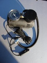 SMALL 12 VOLT  AIR PUMP FOR TIRES OR NEEDLE VALVE in Bartlett, Illinois