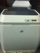 HP Color Laserjet 2605dn printer in Yorkville, Illinois