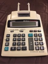 Casio HR-150TE BIG 12 Digits TAX keys Printing Business Calculator in Chicago, Illinois