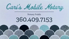 Mobile Notary in Fort Lewis, Washington