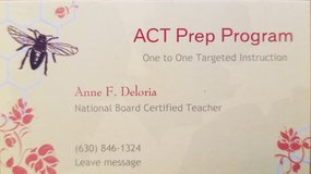 ACT Prep Program in Aurora, Illinois