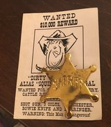 Vintage Sheriff Badge in Bolingbrook, Illinois