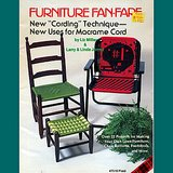 1982 Furniture Fan-Fare, Plaid 7516 Cording for Lawn Chairs, Stools, More in Bolingbrook, Illinois