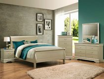 NEW 4 PC QUEEN BED SET in 29 Palms, California