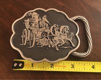 Pewter Belt Buckle in Joliet, Illinois