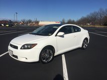 2008 White Scion TC 2 Door Hatchback in Quantico, Virginia