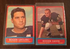 Bears Football Cards in St. Charles, Illinois