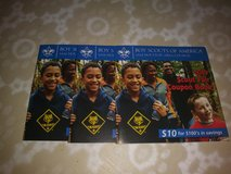 Boyscouts Coupon Books in The Woodlands, Texas