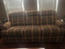 Couch and love seat-both reclining in Warner Robins, Georgia