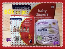 Baby Diapers*** in Okinawa, Japan