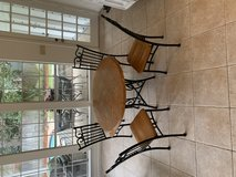 Kitchen or Patio Table & 4 Chairs in The Woodlands, Texas