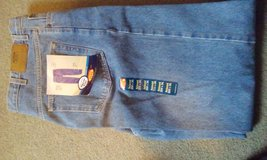 """Blue Jeans  Route 66  Relaxed Fit  Size  38"""" x 34"""" in Fort Leavenworth, Kansas"""