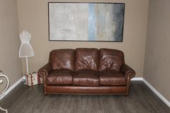 Leather Sofa in Spring, Texas