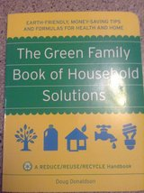 The Green Family Book of Household Solutions in Westmont, Illinois
