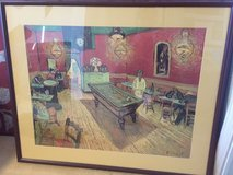 Pool hall picture (26x30) in Alamogordo, New Mexico