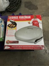 6 servings-George Foreman grill in Fort Campbell, Kentucky