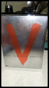 """V"" Complete Series DVD's LIKE NEW in Lockport, Illinois"