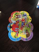 Mickey puzzle in Fort Campbell, Kentucky