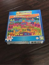abc puzzle in Fort Campbell, Kentucky