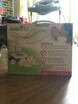 EvenFlo Double Electric Breast Pump used in The Woodlands, Texas