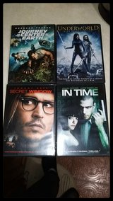"""DVD'S """"Mint"""" Condition in Orland Park, Illinois"""