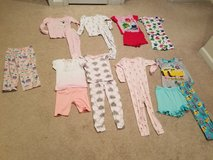 4t girls summer pajamas in Bolingbrook, Illinois
