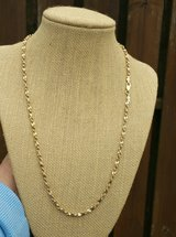 Sterling Silver Vintage Gold Tone Chain Necklace in Camp Lejeune, North Carolina