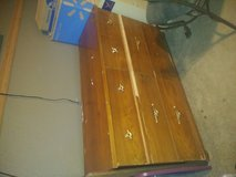 2 dressers very old real wood in Leesville, Louisiana
