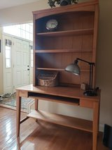 Ethan Allen Desk with Hutch in Naperville, Illinois