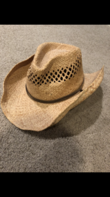 Cowgirl hat in Conroe, Texas